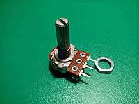 Змінний резистор 250K потенціометр WH148, фото 1