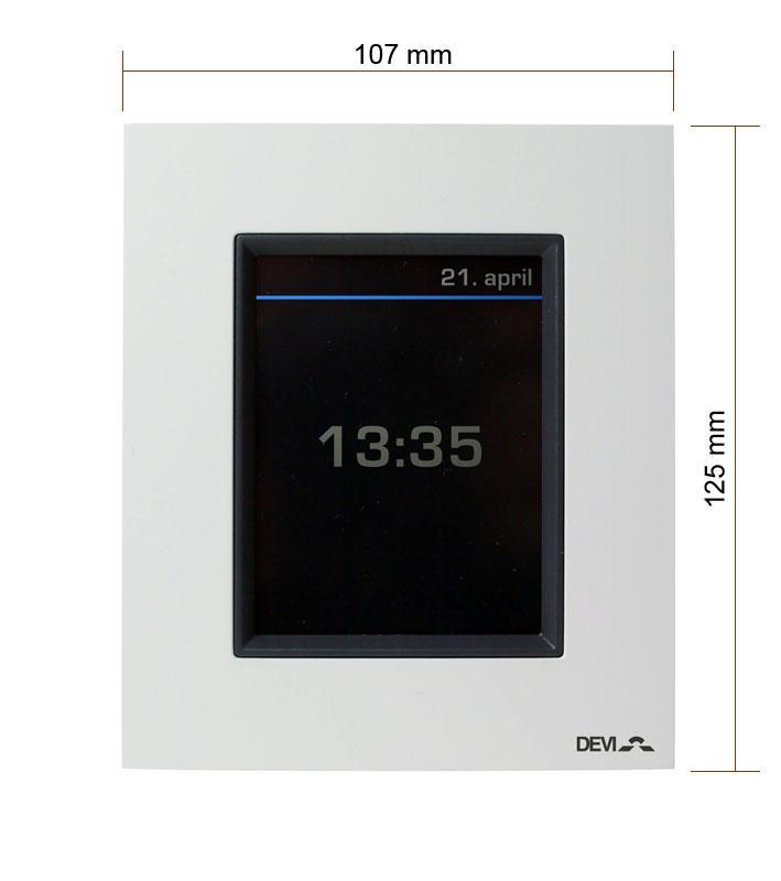 Центральная панель Danfoss Link CC WiFi + NSU -  SKR-GROUP в Днепре