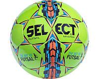Мяч футзальный №4 Select Futsal Master FPU  (футбольний м'яч)