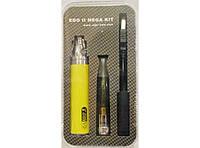 Электронная сигарета + зарядка EGO II MEGA KIT GS MK79-3
