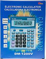 Калькулятор KK DM 1200V