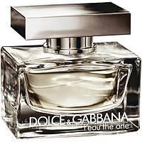 Оригинал женские духи Dolce Gabbana The One L'eau 75ml (роскошный,чувственный, завораживающий)