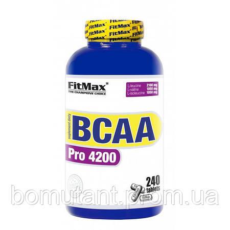 BCAA Pro 4200 240 таб FitMax