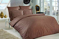 Постельное белье Mariposa Deluxe Tencel brown