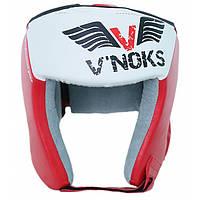 Боксерский шлем V`Noks Lotta Red