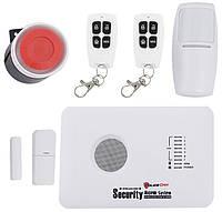 Комплект охранная сигнализация GSM 10C Prof PoliceCam