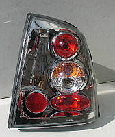 Opel Astra G оптика задняя хром