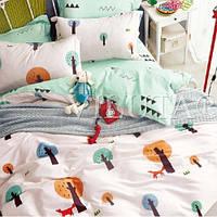 Постельное в кроватку детское Вилюта 141