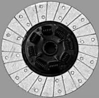 Диск сцепления ведомый ГАЗ-52 (ДК)