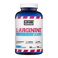UNS L-Arginine 1000 90 caps