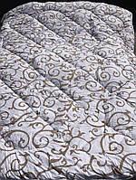 Одеяло из овечьей шерсти 200х220 (сатин) от производителя