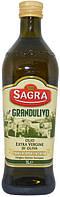 Оливковое масло Sagra il Grandulivo Extra vergine 1л