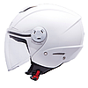 Мото шлем открытый MT City Eleven белый, L