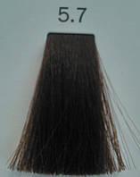 5.7 Классический Коричневый, Крем краска для бровей и ресниц Luxor Color
