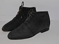 Marco Polo _Италия _шикарные стильные ботинки _4р-24.5см Н49