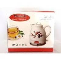 Керамический чайник WIMPEX WX 151