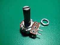 Переменный резистор 500K потенциометр WH148, фото 1