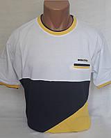 Футболка мужская, Большие размеры, батал