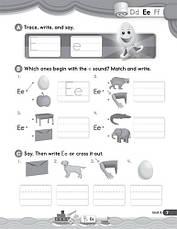 Oxford Phonics World 1 The Alphabet Workbook / Рабочая тетрадь, фото 3