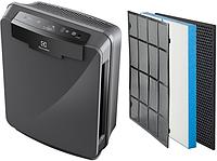 Бытовой очиститель воздуха ELECTROLUX EAP450 GRAY