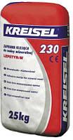 Клей для минеральной ваты КREISEL 230 KLEBEMORTEL (25)