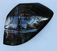 Subaru Outback оптика задняя черная Valenti