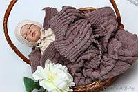 """Набор для новорожденных """"Мечтатель"""" (какао)"""
