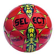 Мяч футзальный №4 Select Futsal Samba FPU  (футбольний м'яч)