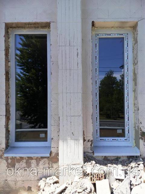 Пластиковые окна WDS 400 Киев недорого
