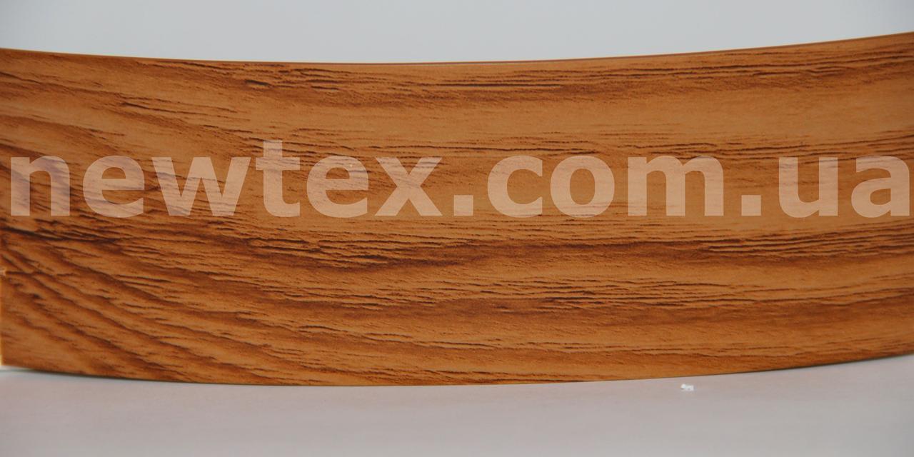 Декоративна стрічка 50 мм Дуб натуральний до стельового карниза ОМ