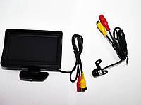 Монитор для камеры заднего вида 4,3 дюйма + камера