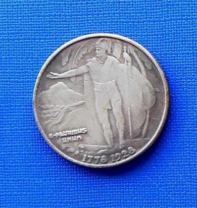США пол доллара 1928 год и556