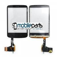 Оригинальный Сенсор (Тачскрин) для HTC A3333 Wildfire | G8 (Черный)