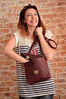 Женская кожаная сумка Мелани | BB-886066 | Crossbody