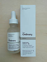 Гиалуронoвая кислота  The Ordinary Hyaluronic Acid 2% + B5, 30ml
