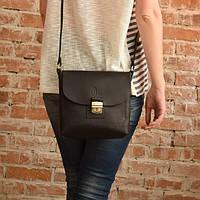 Женская кожаная сумка Мелани | BB-886076 | Crossbody