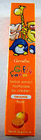 Детская зубная паста Giffarine Giffy Farm со вкусом апельсина
