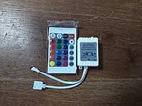 Контроллер RGB OEM  6А-IR-24 кнопки