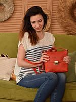 Женская кожаная сумка Мелани | BB-886078 | Crossbody