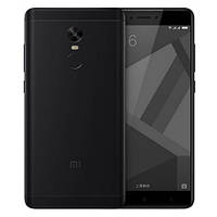 "Смартфон Xiaomi Redmi Note 4X Black 3/32 Gb, 5.5"", Snapdragon 625, 3G, 4G"