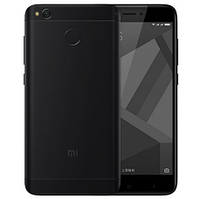 "Смартфон Xiaomi Redmi 4X Black 3/32 Gb, 5"", Snapdragon 435, 3G, 4G"