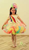 Костюм хлопушка, костюм  конфети, костюм радуга, костюм конфетка, фото 1