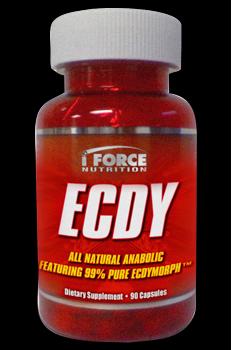 Экдистерон IFORCE Nutrition ECDY (ecdysterone) caps 90