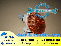 Указатель поворота (поворотник) правый  Матиз 01 (TEMPEST) DAEWOO Matiz 01 12-A0070015B3