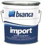 Краска глянцевая Bianca Import 0.75л