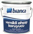 Лаковая древесная пропитка Bianca 0.75л.