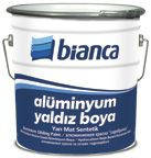Теплостойкая 200С краска Bianca 0.2 л.