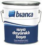 Термостойкая 600C краска Bianca 0,35 л