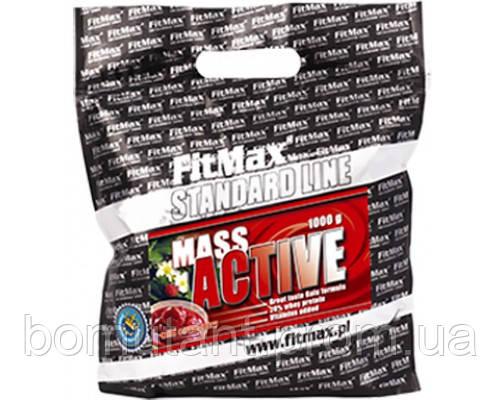 Mass Active 2 кг Дикая клубника FitMax
