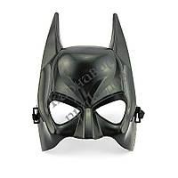 Маска пластик Бетмен (полумаска)  KMM-4249